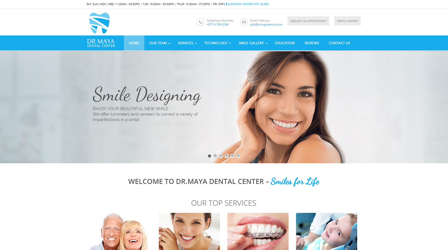 Dr Maya Dental
